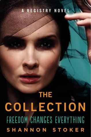 The Collection: A Registry Novel Book Cover