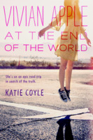 Vivian Apple at the End of the World Book Cover