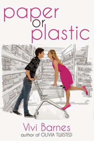 Paper or Plastic Book Cover