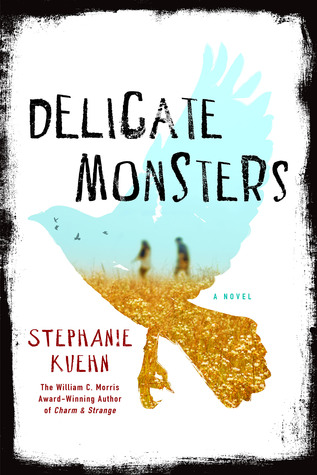 Delicate Monsters Book Cover