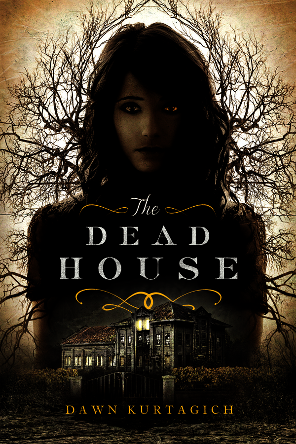 The Dead House Book Cover