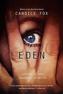 Eden Book Cover