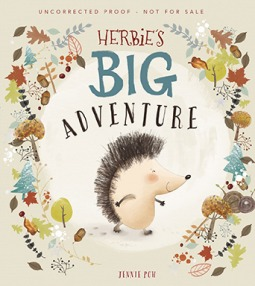 Herbie's Big Adventure Book Cover