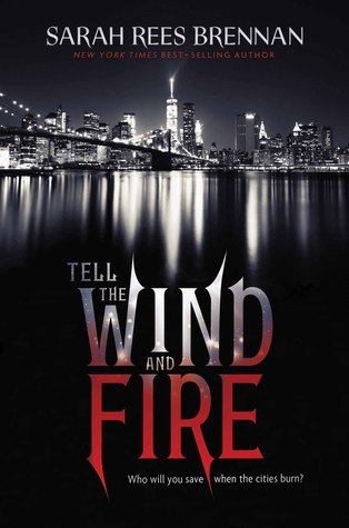 Tell the Wind and Fire Book Cover