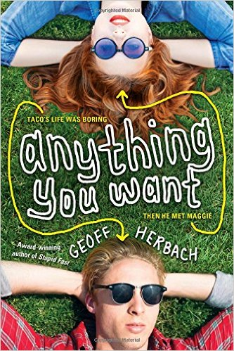 Anything You Want Book Cover