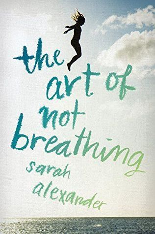 The Art of Not Breathing Book Cover