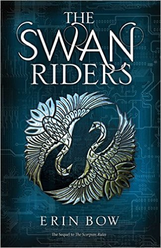 The Swan Riders Book Cover