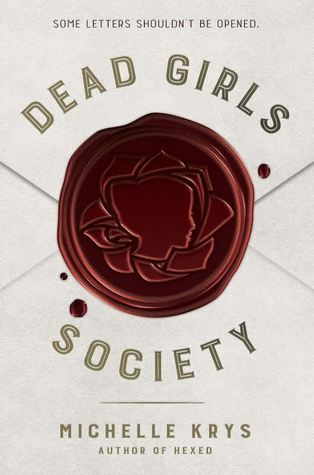 Dead Girls Society Book Cover