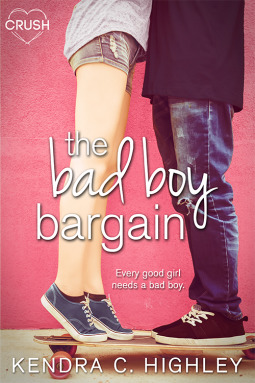 The Bad Boy Bargain Book Cover