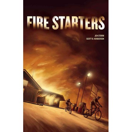 Fire Starters Book Cover