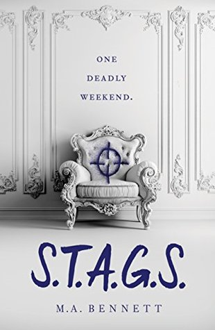 S.T.A.G.S. Book Cover